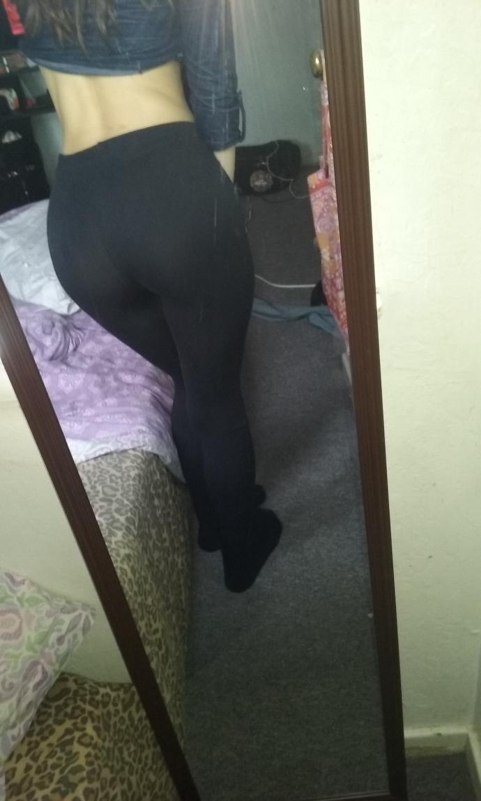 Guys, How does my ass look?