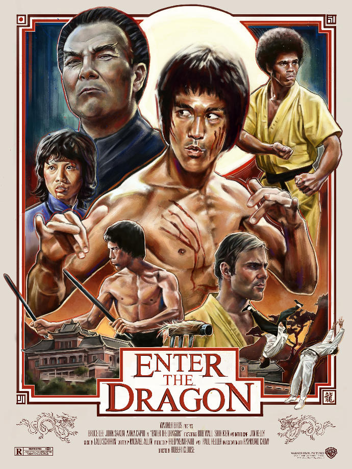 Which of these martial arts masterpieces has the best storyline?