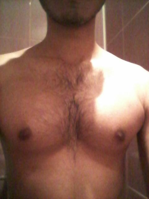 Pec development?