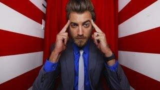 Famous YouTubers: Rhett or Link?