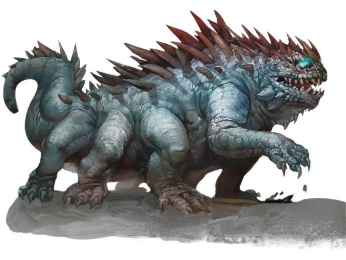 Rate this Mythological creature: The Basilisk?