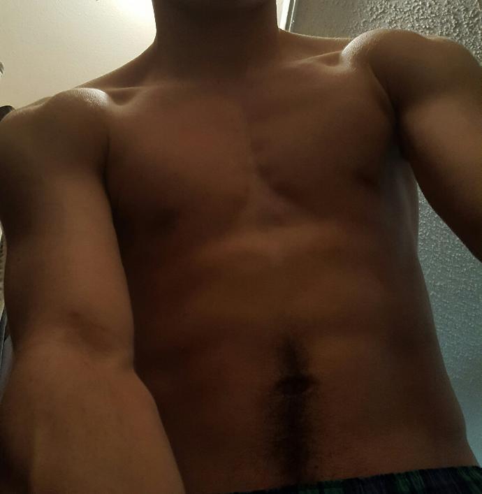 Do I have a str8 body?