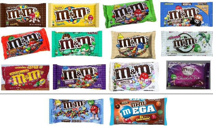 What m&m's flavor is your favorite?