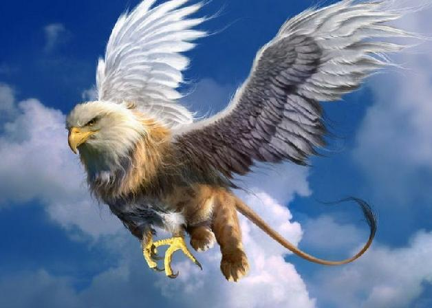 Rate this Mythological creature: The Griffin?