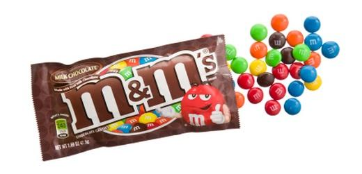 M&M's or skittles?