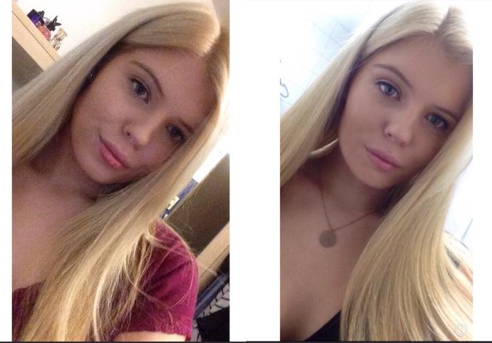 Which picture do I look better in?