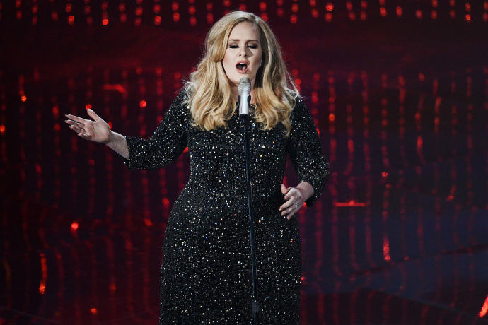 Is Adele fat to you?