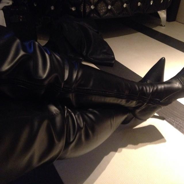 What do you think of wearing these boots to go clubbing?