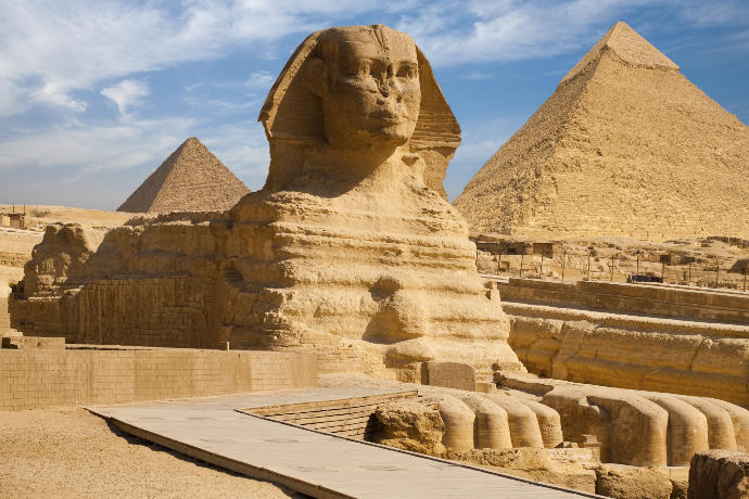 Rate this Mythological Creature: The Sphinx?