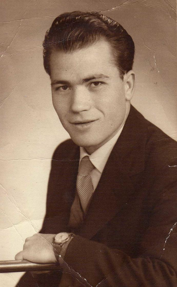 Which actor could play my grandfather in Hollywood?
