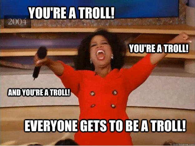 Are you an internet troll?