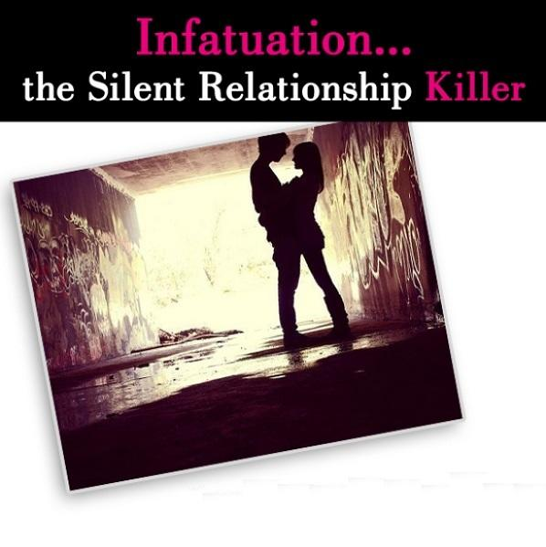 What is the earliest recognizable sign that your new partner is infatuated with you?