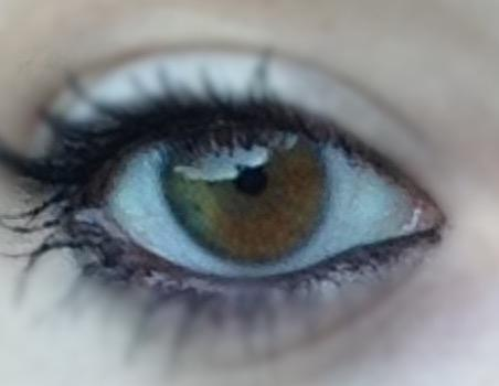 Is this a pretty eye colour or not so much?