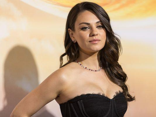 Do you think Mila Kunis is the most beautiful actress?