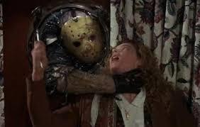 Did you or have you watched Friday the 13th movies?