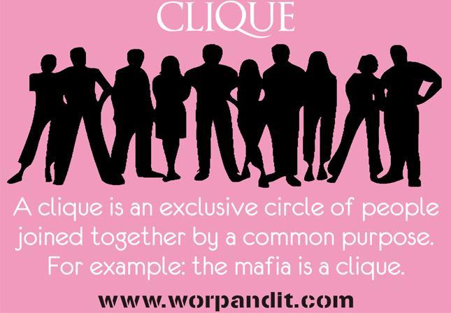 Are you part of a GaG Clique?