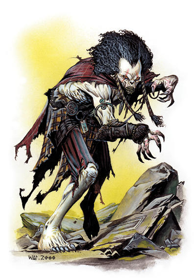 Rate this Mythological creature: The Wight?
