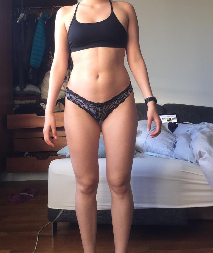 Do I look overweight? im 5'3?