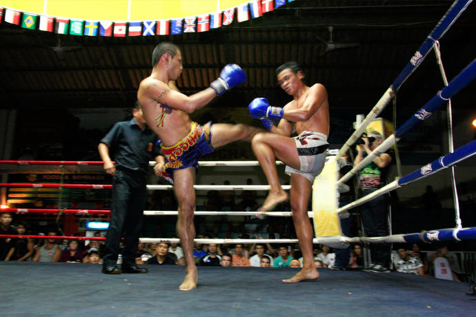 Do you think Muay Thai should ever be an Olympic Sport competition?