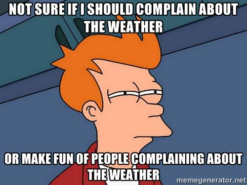 Why do people complain about what other people complain about?