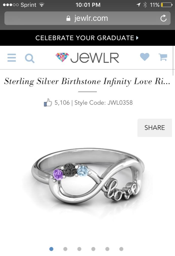 Is this a promise ring?