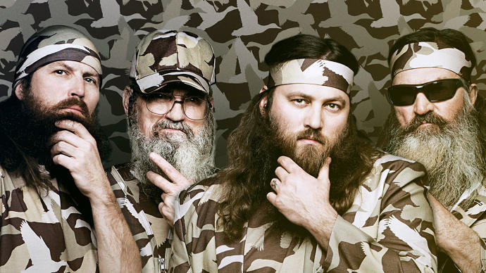 Women who like beards, are any of you attracted to the younger men from Duck dynasty?