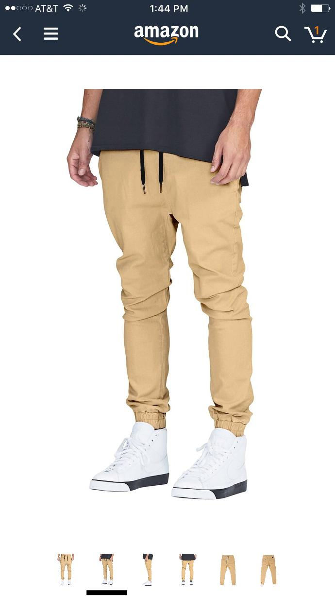 What do you think of these pants I ordered?