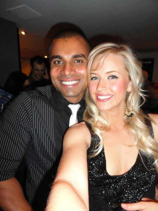 Indian girl dating a black guy