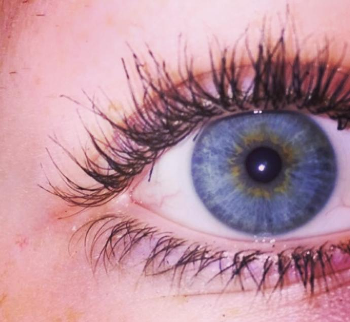 Bored, but I thought my eye color looked cool. What do you think ? what color are your eyes?