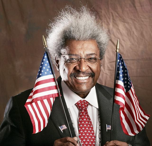Who has better hair, Don King or Donald Trump?