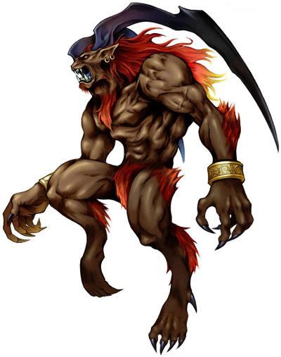 Rate this Mythological creature: The Ifrit? - GirlsAskGuys