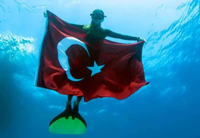 Today a national holiday in Turkey,  did you know that?