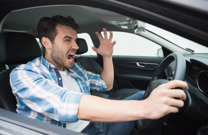 Does Your mood effect the way you drive?