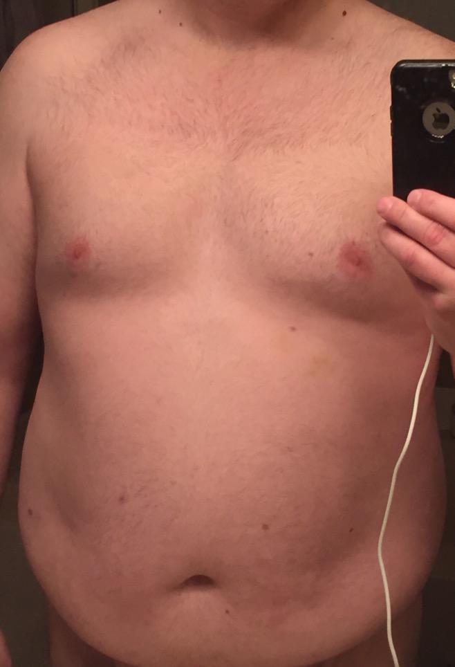 To those who like big guys, how do I look?