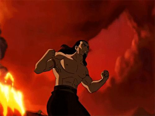 Who voiced Firelord Ozai?