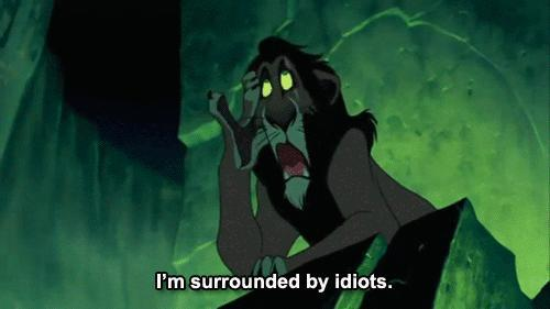 Is this how you feel about most people on here and in the real world?