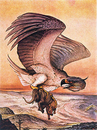 Rate this Mythological creature: The Roc?