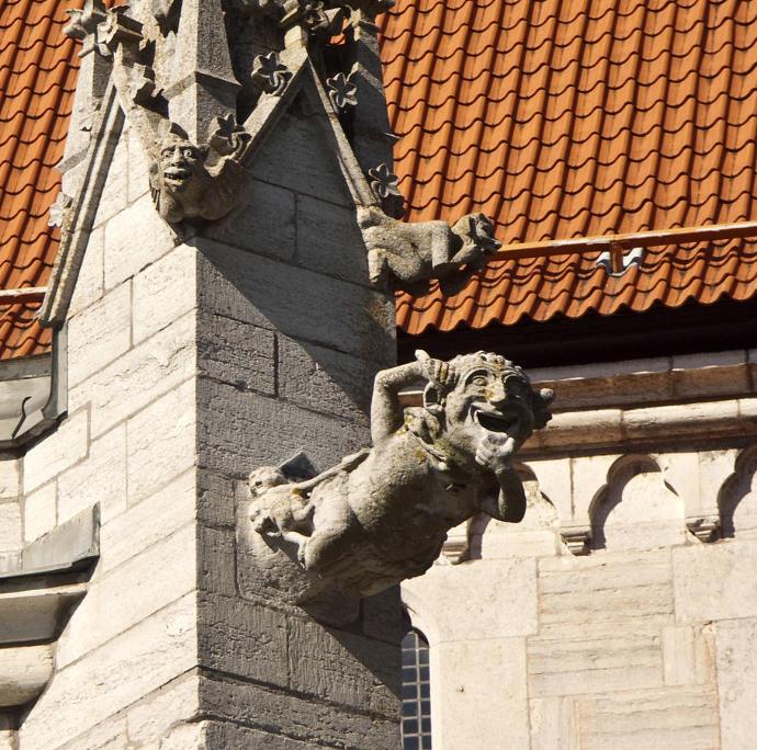 Rate this Mythological creature: The Gargoyle?