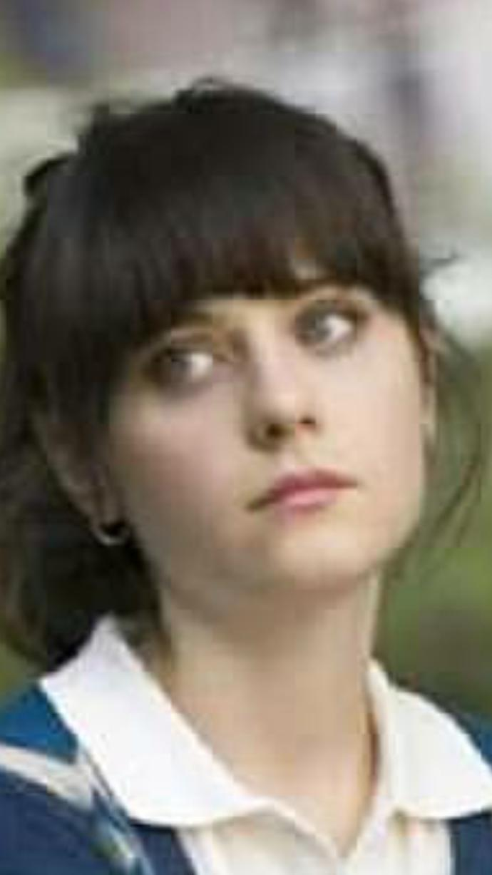 I wanna try zooey deschanel haircut and dark haircolor. Not sure I can pull it off though. Should I do it?