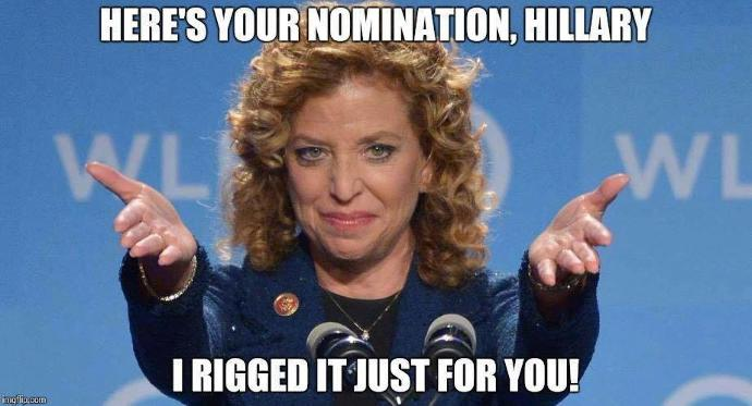 Do you agree with Sanders urging his supporters to take Debbie Wasserman Schultz?