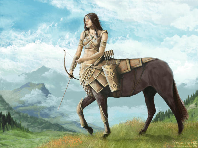 Rate this Mythological Creature: The Centaur?