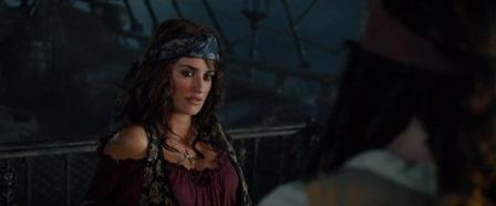 If you were Jack Sparrow, would you choose Elizabeth or Angelica?