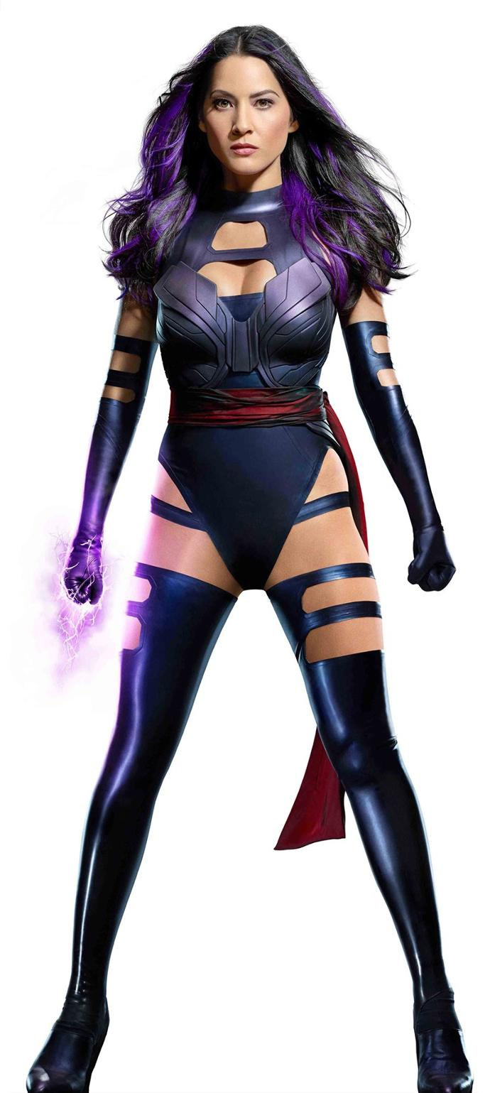 Thoughts on Psylocke?