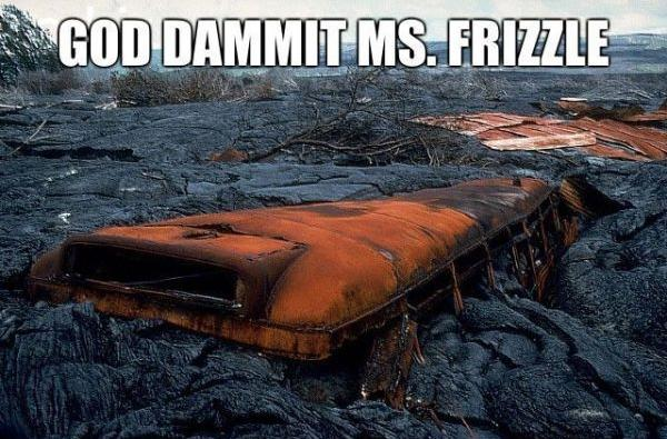 How sad are you knowing Ms. Frizzle died in a lava accident yesterday morning?