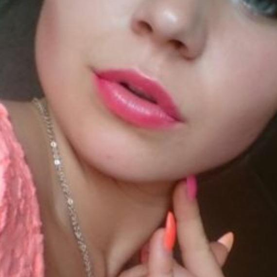 Guys do you find my lips kissable? Does it look better with lipstick or without?