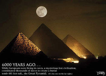 did you see this side of egypt b4 , am i the ONLY egyptian here ?