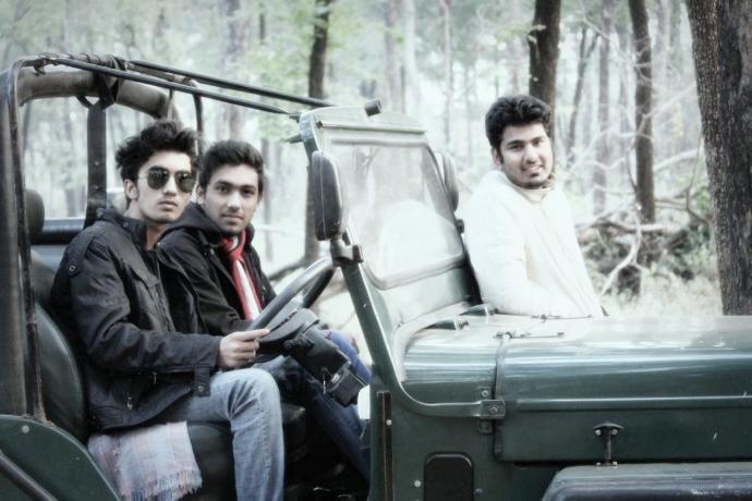 How we guys look. =D ?