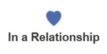 Image result for facebook relationship status