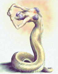 Rate this mythological creature: The Naga?