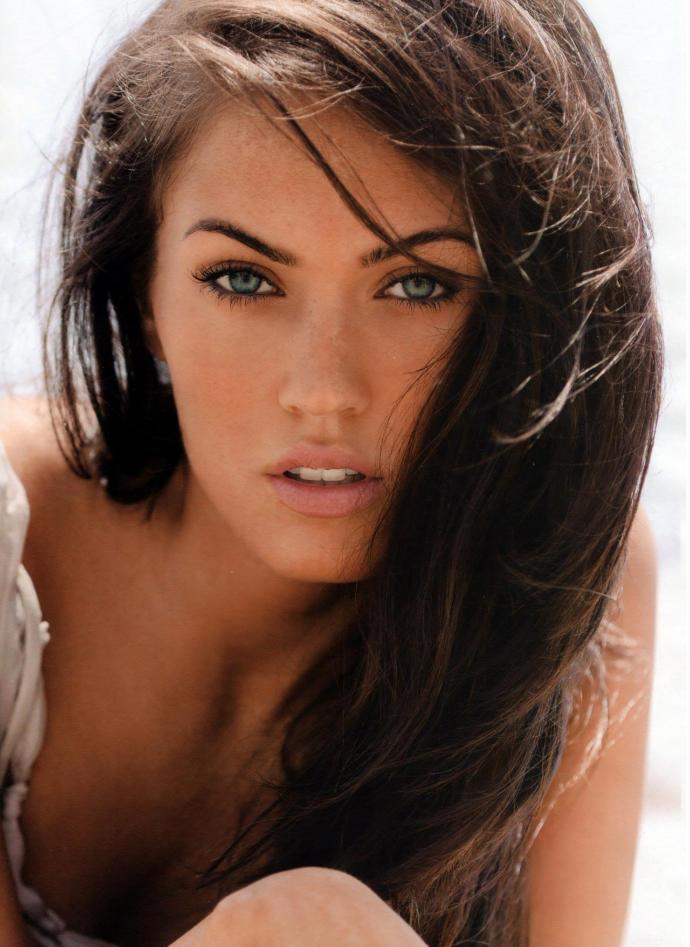 Megan fox shape eyebrows hot or not?